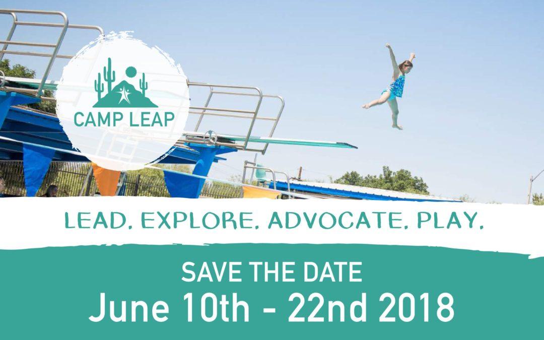 Camp LEAP