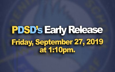 PDSD's Early Release