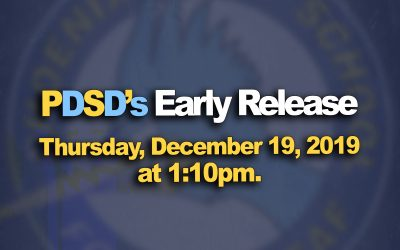 PDSD's Next Early Release