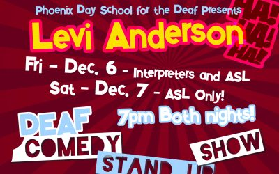 Deaf Comedy Stand Up Show