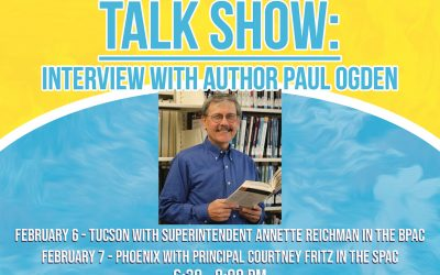 An interview with Paul Odgen!