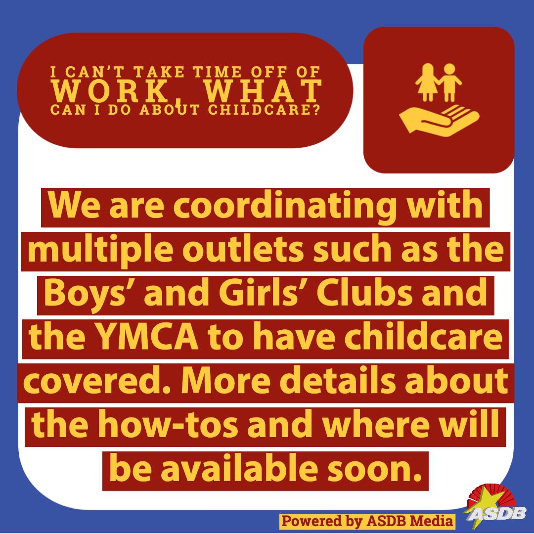 FAQS-Childcare