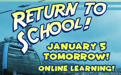Return to School!