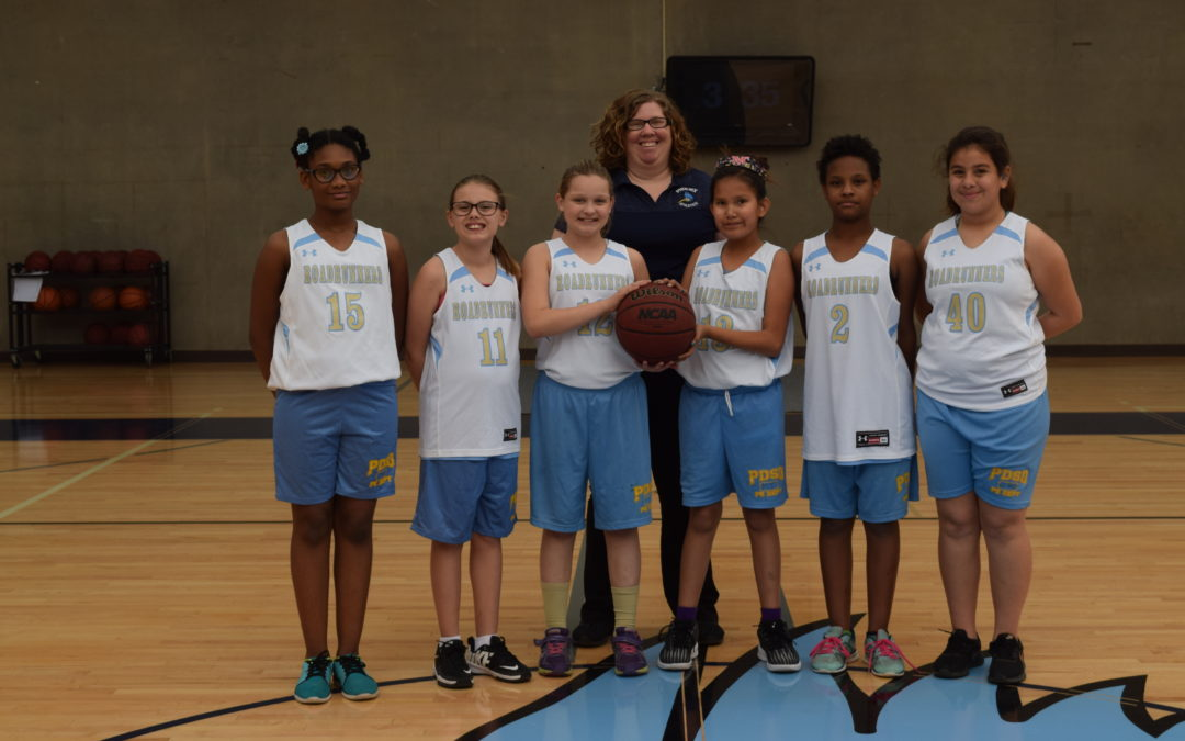 5th/6th Girls Basketball