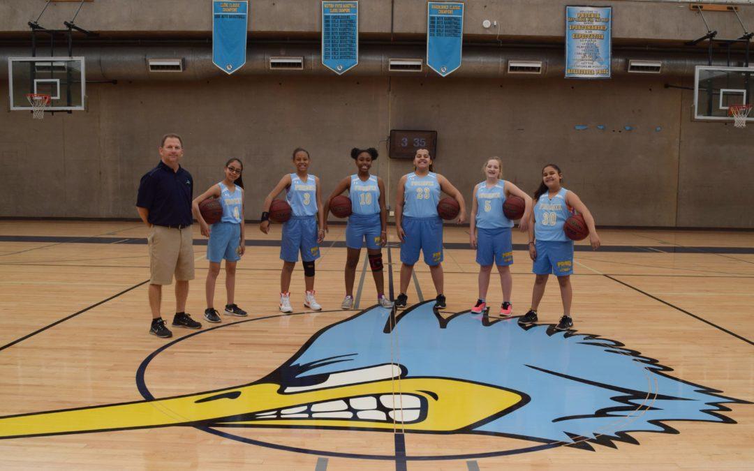 7th/8th Girls Basketball