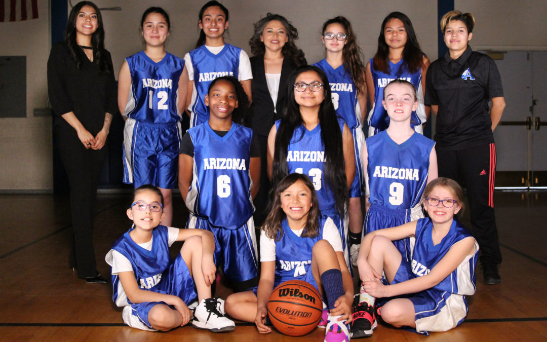 Middle School Girls Basketball