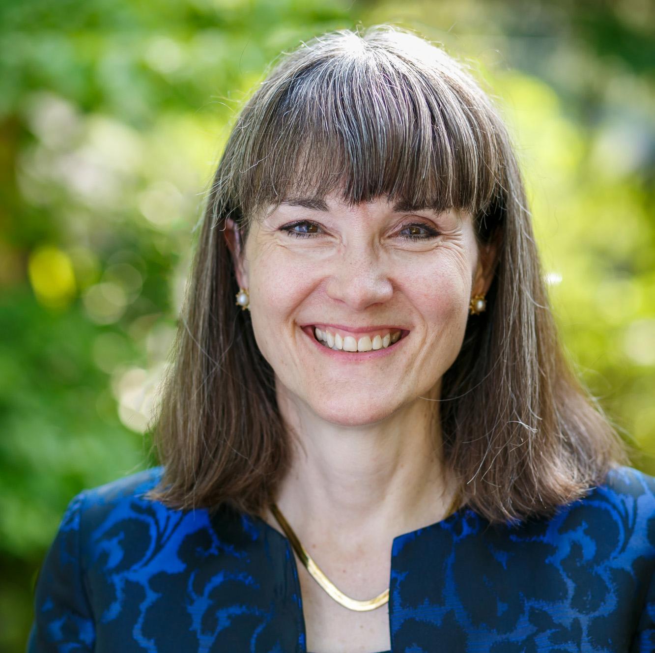 Superintendent Annette Reichman portrait