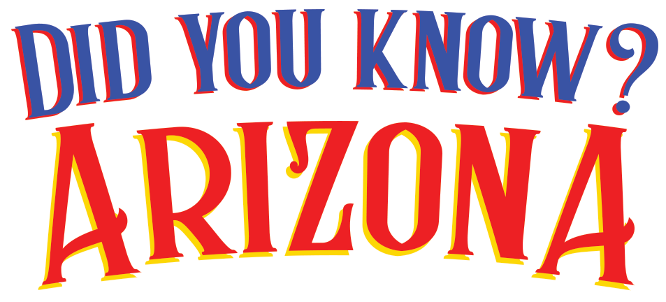 Did you know Arizona graphic
