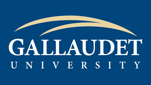 Gallaudet University graphic