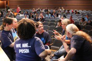 Phoenix Day School for the Deaf Hosted Gallaudet University's Prestigious West Regional Academic Bowl
