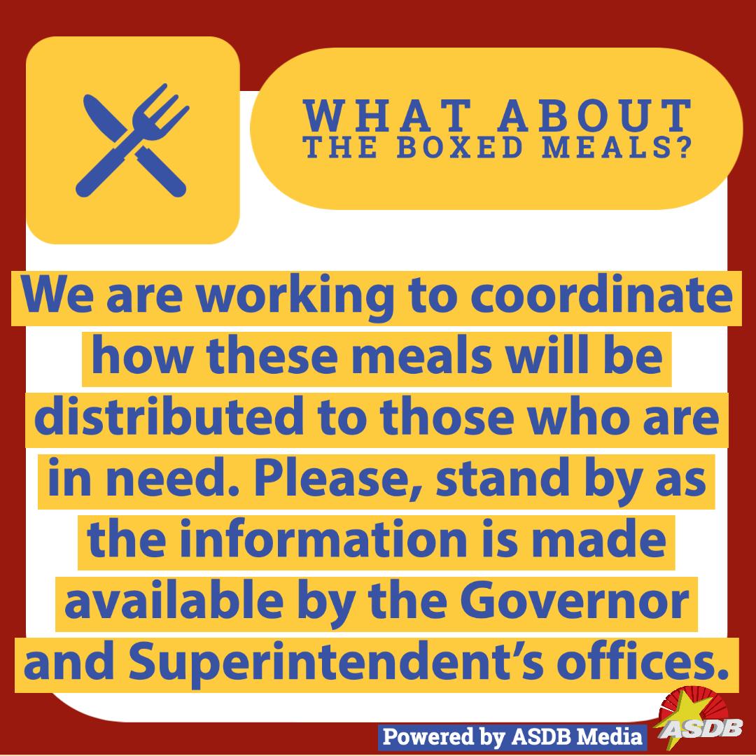 FAQS Meals