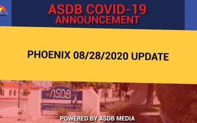 Phoenix 08/28/2020 update