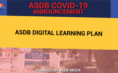 ASDB Digital Learning Plan