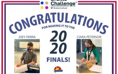 Braille Challenge 2020