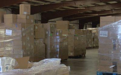 Pima County distributes PPE around area, now schools