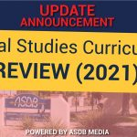 Social Studies Curriculum Review 2021